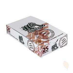 Caixa de Seda para Cigarro Hitobacco com Goma Arábica 1 1/14