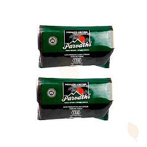 2 Bags com 25g de Fumo para Cigarro Parvathi Destalado