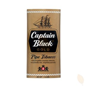 Fumo para cachimbo Captain Black Gold