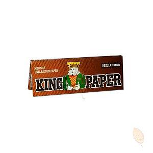 Seda King Paper Unbleached Mini Size