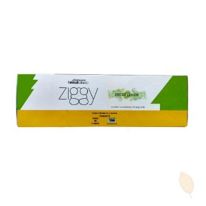 Pack com 10 Essência Ziggy Fresh Lemon - 50g