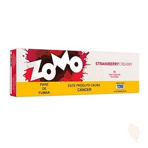 Pack com 10 Essências Zomo Strawberry Creamy - 50g