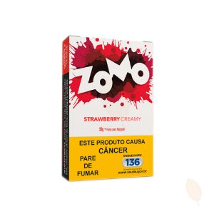 Essências Zomo Strawberry Creamy - 50g