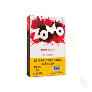 Essências Zomo Two Apple - 50g