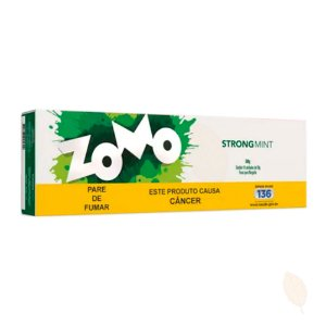Pack com 10 Essências Zomo Strong Mint - 50g