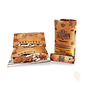 Tabaco Sasso Session - Kit com Tabaco, Seda e Filtro