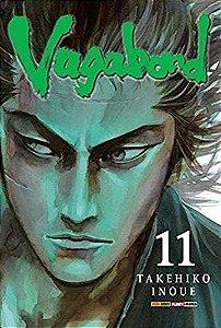 Vagabond - Volume 11 (Item novo e lacrado)