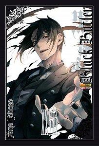 Black Butler - Volume 28 (Item novo e lacrado)