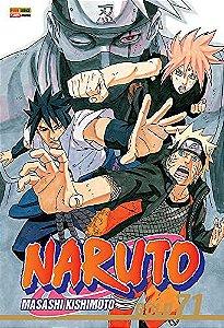 Naruto Gold - Volume 71 (Item novo e lacrado)