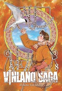 Vinland Saga : Deluxe - Volume 08 (Item novo e lacrado)