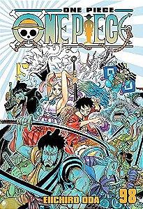 One Piece - Volume 98 (Item novo e lacrado)