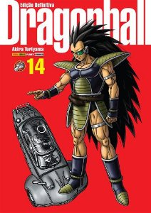 Dragon Ball - Volume 14 - Edição Definitiva (Capa Dura) [Item novo e lacrado]