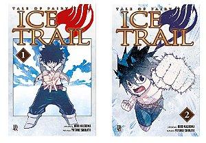 Fairy Tail : Ice Trail - Volumes 01 e 02 - Completo (Item novo e lacrado)