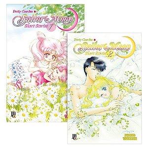 Sailor Moon : Short Stories - [ Volumes 01 e 02 ] Completo (Item novo e lacrado)