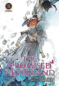 The Promised Neverland - Volume 18 (Item novo e lacrado)