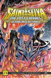 Os Cavaleiros do Zodíaco - The Lost Canvas Especial - Volume 21 (Item novo e lacrado)