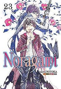 Noragami - Volume 23 (Item novo e lacrado)