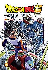 Dragon Ball Super - Volume 14 (Item novo e lacrado)
