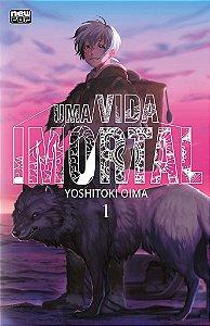 Uma Vida Imortal (To Your Eternity) - Volume 01 (Item novo e lacrado)