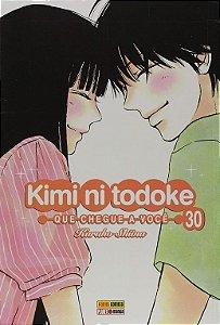 Kimi no Todoke - Volume 30 (Item novo e lacrado)