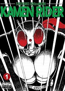 Kamen Rider - Volume 01 (Item novo e lacrado)