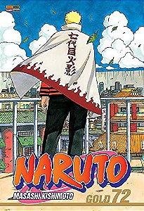 Naruto Gold - Volume 72 (Item novo e lacrado)
