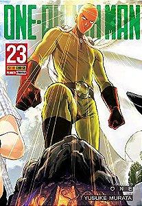 One-Punch Man - Volume 23 (Item novo e lacrado)