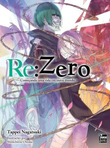 Re:Zero – Começando uma Vida em Outro Mundo - Livro 16 (Item novo e lacrado)