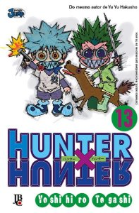 Hunter x Hunter - Volume 13 (Item novo e lacrado)