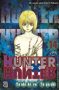 Hunter x Hunter - Volume 14 (Item novo e lacrado)