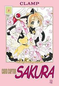 Card Captor Sakura : Edição Especial - Volume 03 (Item novo e lacrado)