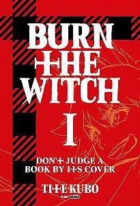 Burn The Witch - Volume 01 (Item novo e lacrado)