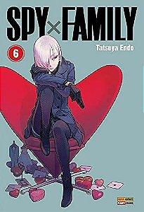 Spy x Family - Volume 06 (Item novo e lacrado)