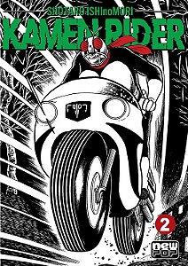 Kamen Rider - Volume 02 (Item novo e lacrado)