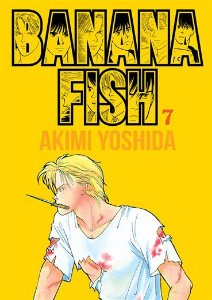 Banana Fish - Volume 07 (Item novo e lacrado)