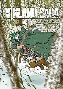 Vinland Saga : Deluxe - Volume 09 (Item novo e lacrado)
