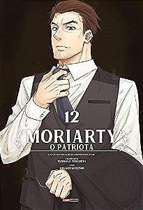 Moriarty : O Patriota - Volume 12 (Item novo e lacrado)