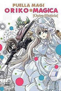 Puella Magi : Oriko Magica (Outra História) - Volume Único (Item novo e lacrado)