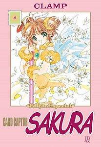 Card Captor Sakura : Edição Especial - Volume 04 (Item novo e lacrado)