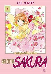 Card Captor Sakura : Edição Especial - Volume 05 (Item novo e lacrado)