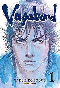 Vagabond - Volume 01 (Item novo e lacrado)