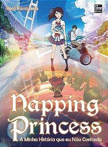 Napping Princess : A Minha História Que Eu Não Conhecia - Livro Único (Item novo e lacrado)