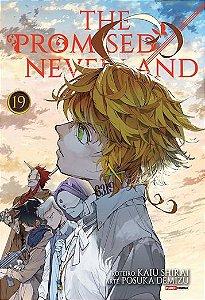The Promised Neverland - Volume 19 (Item novo e lacrado)