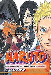 Naruto Gaiden : O Sétimo Hokage e a Lua que Floresce Vermelha - Volume Único (Item novo e lacrado)