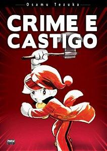 Crime e Castigo - Volume Único (Item novo e lacrado)