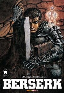 Berserk (Edição de Luxo) - Volume 14 (Item novo e lacrado)