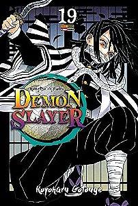 Demon Slayer : Kimetsu No Yaiba - Volume 19 (Item novo e lacrado)