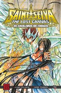 Os Cavaleiros do Zodíaco - The Lost Canvas Especial - Volume 22 (Item novo e lacrado)