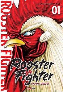 Rooster Fighter (O Galo Lutador) - Volume 01 (Item novo e lacrado)