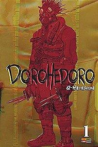 Dorohedoro - Volume 01 (Item novo e lacrado)